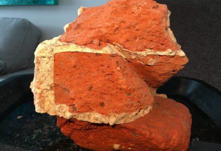 Moisture absorption of historic brick